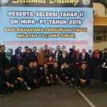Tim ON-MIPA Universitas Jember