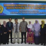 Pengukuhan Alumni FMIPA Periode III
