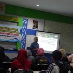 Pelatihan Pembuatan Proposal Program Kreatifitas Mahasiswa (PKM) FMIPA T.A. 2016/2017