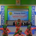 Tari Petik Kopi Iringi Pelepasan Alumni FMIPA Universitas Jember