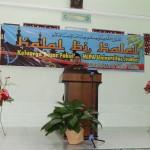 Ustadz Abu Hasan : Masa Lalu, Sekarang dan Esok dalam Halal bi Halal FMIPA